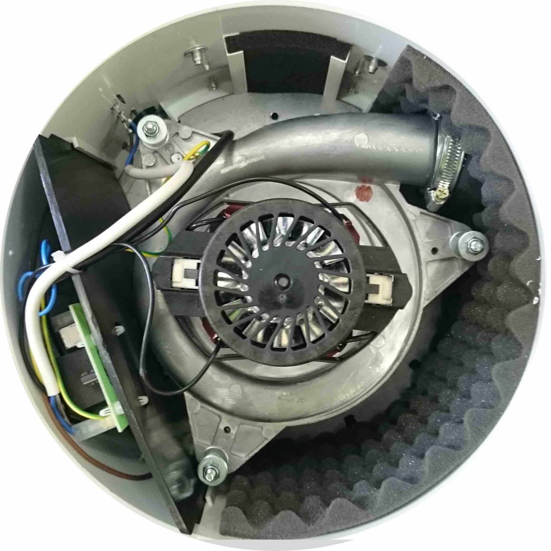 silnik odkurzacza centralnego