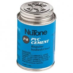 Klej cement do PCV